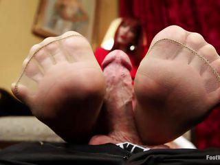 Ретро порно в колготках