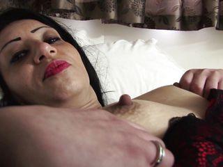 Секс со зрелой мачехой